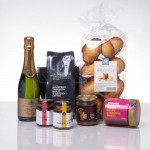 Luxury Breakfast In Bed Hamper