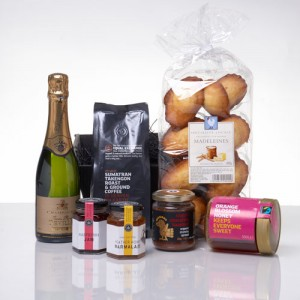 The Luxury Breakfast In Bed Hamper